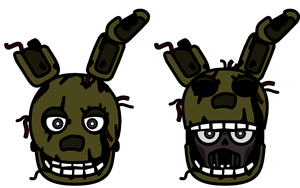 You are the face of Freddy Fazbear's Pizza by What-The-Frog