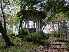 Park in Ovada-Italy by Siska-chan