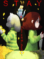 Undertale by Cocoluft