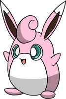 040 - Wigglytuff by Tails19950