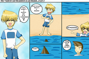 Yugioh Cast Stranded...Part 2 by Sunbeam482