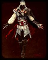 Ezio Auditore by gilly15