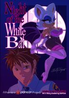 Night of the White Bat - Cover by scificat