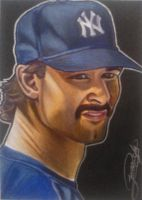Don Mattingly by machinehead11