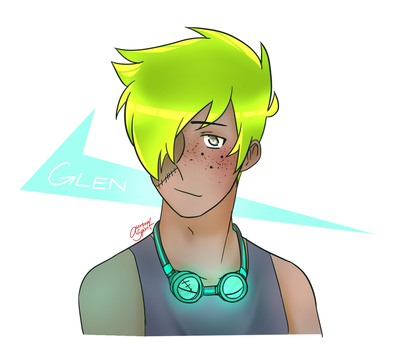 Glen Midnite by AuroraSpirit