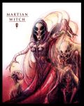 Martian Witch by cinemamind