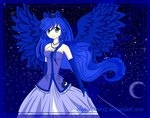 Princess Luna by Elya--chan12