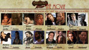 Dragon Age Movie Meme by MelpomeneTears1