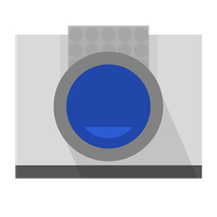 Minimalistic Camera Icon by jokubas00