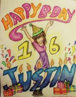 HAPPY16BDAYJUSTINBIEBER- by KimPossible24