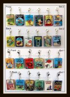 The Adventures of Tintin Collection by maryfaithpeace