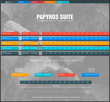 Papyros Suite by Metalbone1988