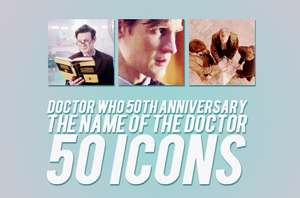 The name of the doctor - icons by kurtscoffee