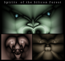 Spirits of the Silicon Forest by KoAltaiTeMaunga