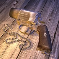 Webley and Scott No.2 Mk I Flare Gun by PascalsWager