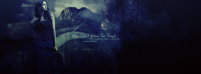 You Can't Your Too Tough by MelikeSeymaTuna
