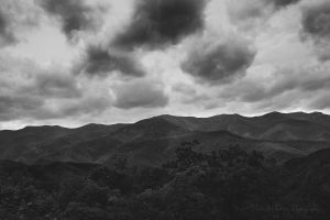 NC Mountains by MidnightDaisyStudio