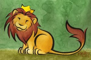 Little King by PanHesekielShiroi