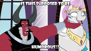 Tirek Humorous Meme by Duckyworth