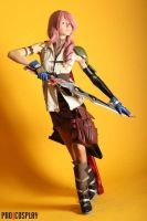 Lightning Farron by DevilAnko