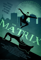 The Matrix Poster by Dwayne-L