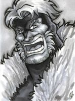 Sabretooth by BigChrisGallery