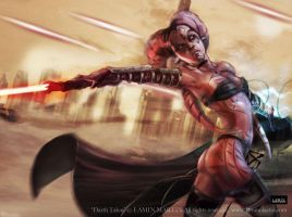 Darth Talon by ElementsWorkshop