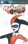 Harley Quinn Sketch Cover by dickiejaybird
