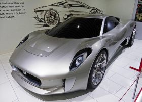 2010 Jaguar X75 Concept Car by homicidal45