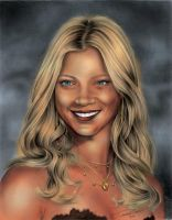 Amy Smart Coloring by hawkaye