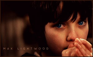max lightwood. by xxtheSilent
