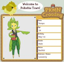 PKMN - Crossing App. Tempo by PanoramaAutist