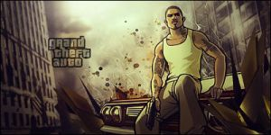 GTA San Andreas by djtwinz