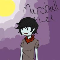 Marshall Lee by Calbee