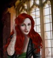 Clary Fray by ava-angel