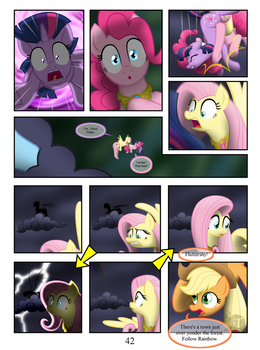MLP: IvH page 42 by AppleStixTime