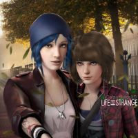 Chloe x Max - Life.is.Strange by DemonLeon3D