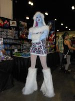 Abby- Comikaze Expo 2013 by MidnightLiger0