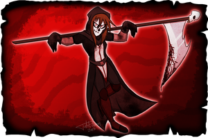 Reaper by JustAutumn