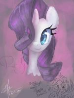 Just Rarity by Chingilin