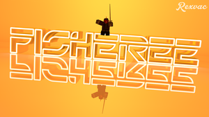 3D   Fisheree's Neon Light - Made by Rexvac by HelpedsGFX