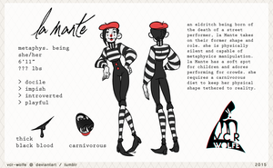 la mante [REF SHEET] by VCR-WOLFE