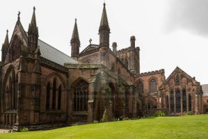 Chester Cathedral by GMCollins
