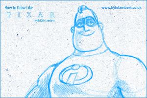 How To Draw The Incredibles Mr by kyle-lambert
