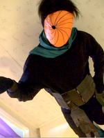 Tobi Cosplay by Keihatsu-kun