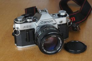 Canon AE-1 + FD 50mm f/1.4 by TLO-Photography