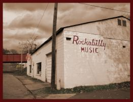 Rockabilly Music by artistsmuse