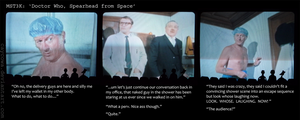MST3K Spearhead from Space by caycowa