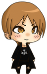 Ruki Chibi for BeforeIDecay1996 by ParanoiaGod69