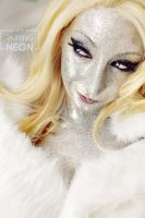 Emma Frost by Its-Raining-Neon
